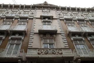 Casa Cervantes en Cartagena (Murcia)