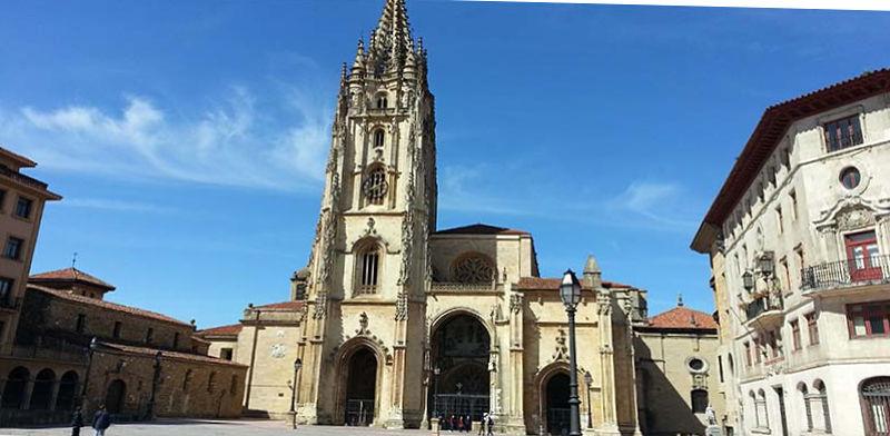Catedral de San Salvador en tu escapada a Oviedo