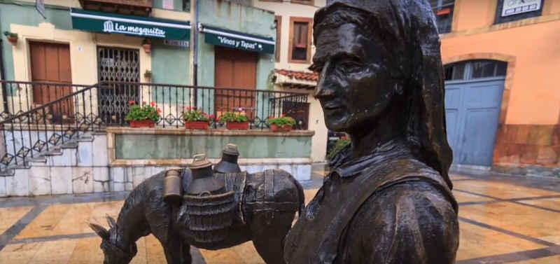 Esculturas en tu escapada a Oviedo