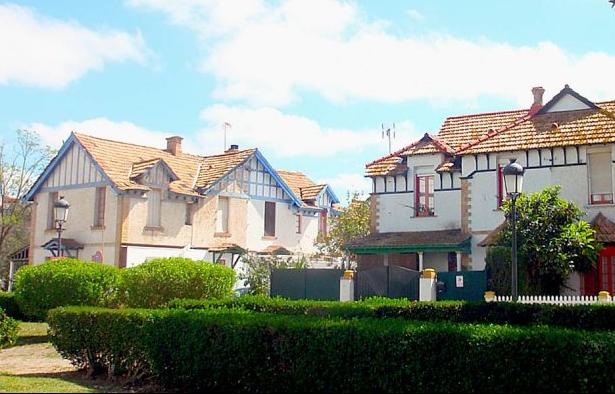 Un paseo por el barrio obrero inglés de Huelva