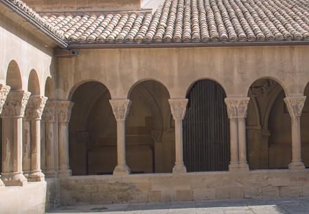 Monasterio San Pedro el Viejo en Huesca