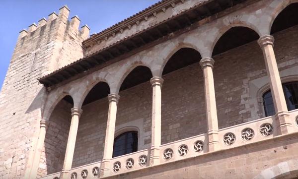 Palacio de la Almudaina Mallorca