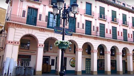 Un paseo por Huesca