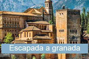 Qué ver en una escapada barata a Granada
