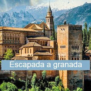 Escapada a Granada