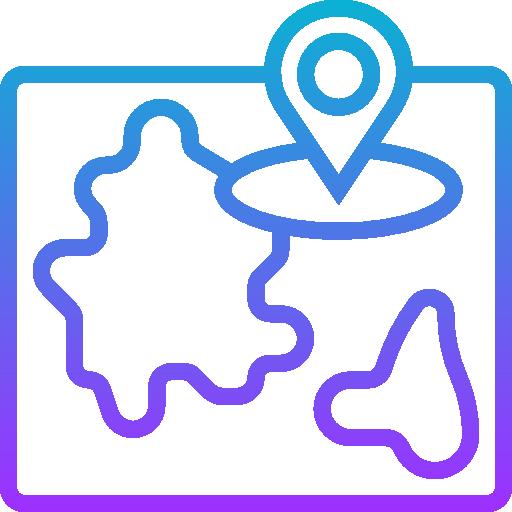 mapa-de-viajes con destino
